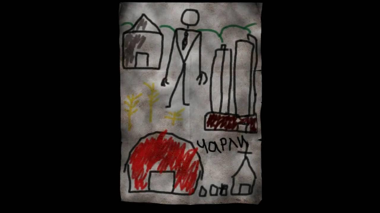 картинки слендермена и его записки знак