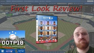 A first look review of Out Of The Park Baseball 18!