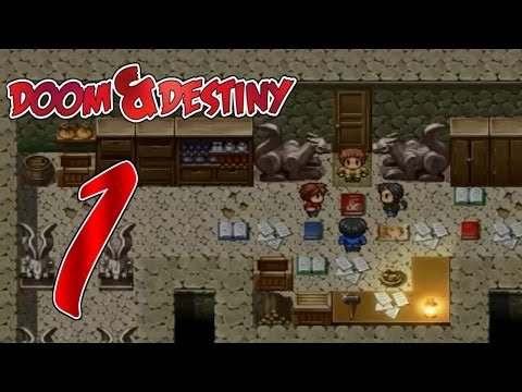 Doom & Destiny [Blind](PC) Part 1 (The Game is Real.... I Think)