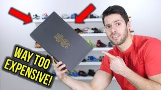 THE MOST EXPENSIVE NIKE MERCURIAL VAPOR EVER!
