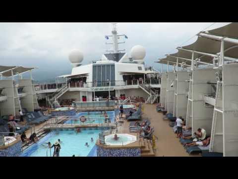 Celebrity Solstice, Suva Fiji, with Biff Palmer and Deborah Clegg