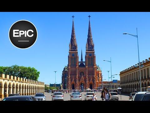 Basílica de Luján - Provincia de Buenos Aires, Argentina (HD)