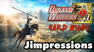 Dynasty Warriors 9 HARD MODE - It's Still Fucking Shit (Jimpressions) (Video Game Video Review)