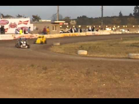 Santa Maria Speedway Mini Dwarf Sr Division 2012