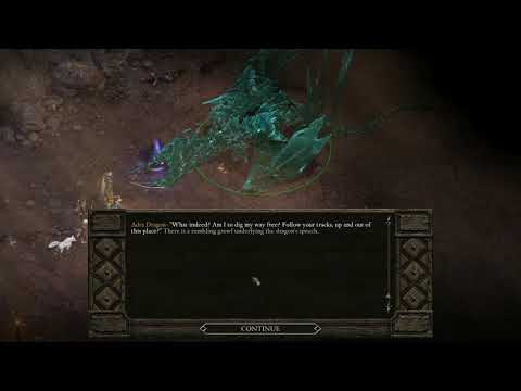 Pillars of Eternity Good Playthrough in Hard (HD) - The Master Below |