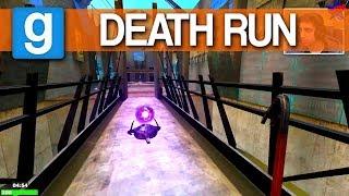 BRIDGE OF DOOM! - GMOD Death Run