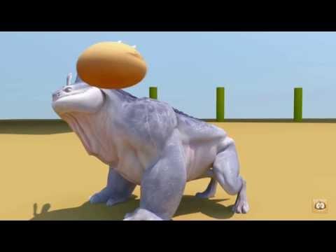 Creature Animation Dozer Test with ILM Animator - Peter Kelly