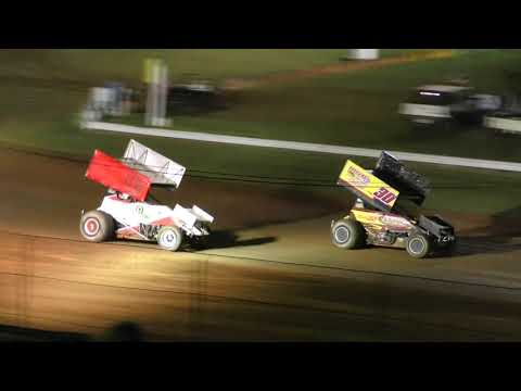 8 9 19 305 Racesaver Sprints Feature Bloomington Speedway