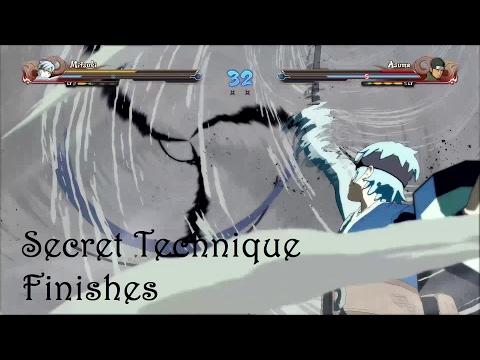 Finish Scenes and Secret Technique Finish - Road to Boruto and The Last : Naruto  