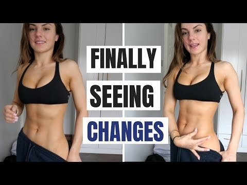 My Body is Changing Fast | Ep.6 60 DAY CHALLENGE