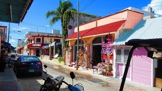 Sights and Sounds, Isla Mujeres (island tour #3)