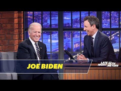 Vice President Joe Biden Had a Cameo on Carmen Sandiego