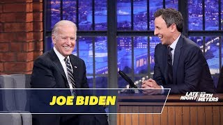 Vice President Joe Biden Had a Cameo on Carmen Sandiego