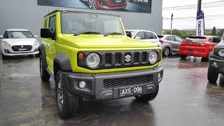 2019 Suzuki Jimny In depth Tour Interior and Exterior