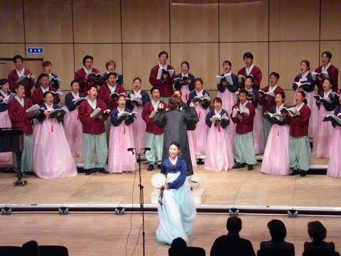 [Italy] Bressanone Concert - 자진방아타령 Miller's Song / 진하모니 03.4.23-12