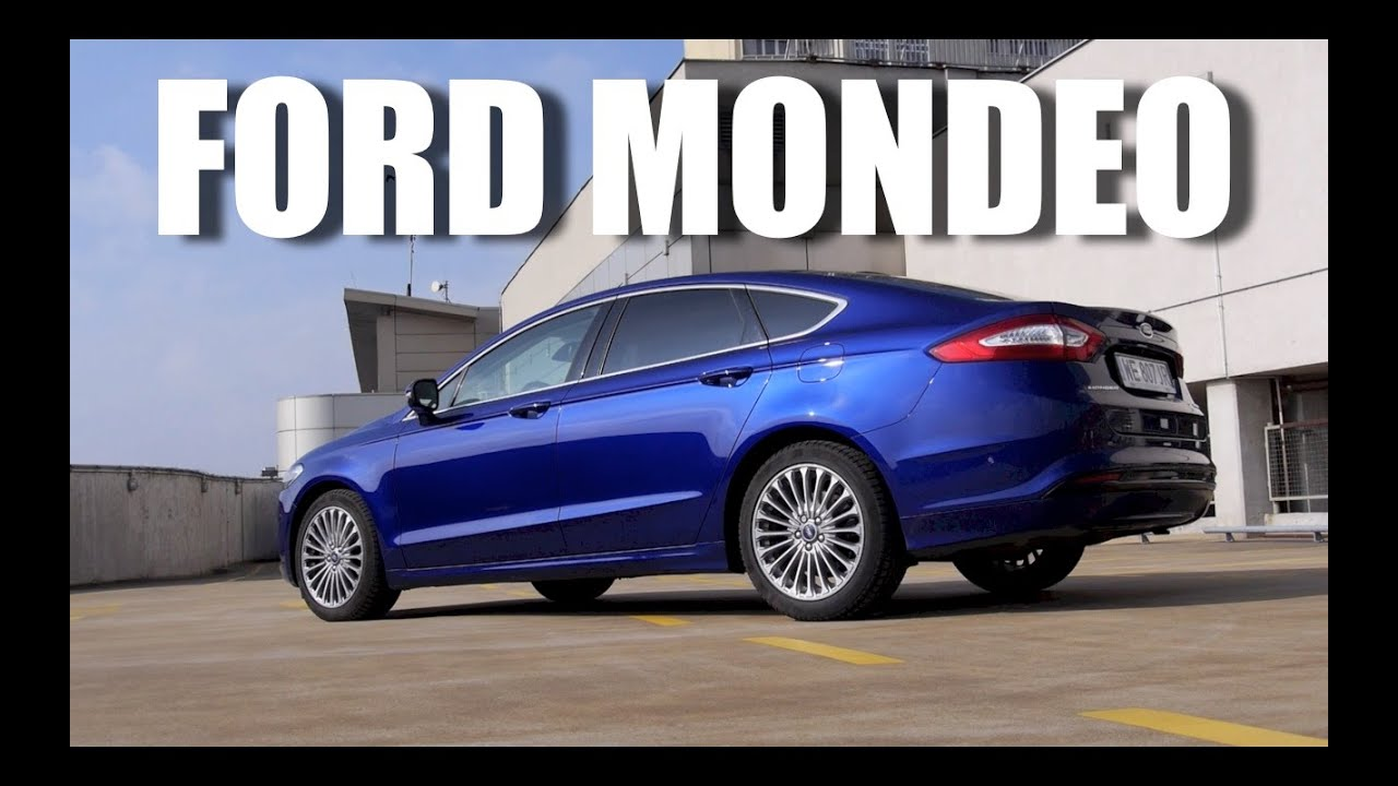 eng ford mondeo 2015 fusion 1 5 ecoboost test drive and review youtube. Black Bedroom Furniture Sets. Home Design Ideas