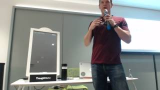 Conversational UI and natural language processing - ThoughtWorks Talks Tech