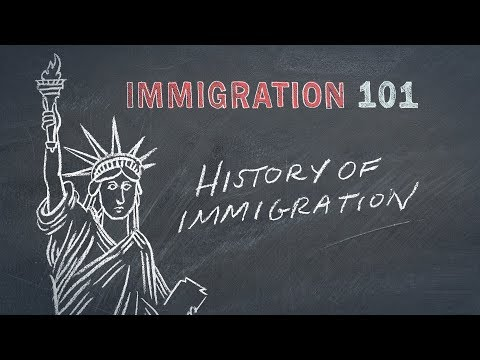 Immigration 101: History Of Immigration