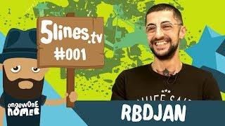 5LINES.tv #001 RBDJAN over o.a. BOEF, LIJPE en FRESKU