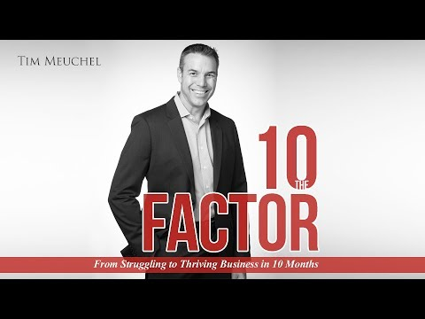 10 Factor Interview: Mark Lack on Building a Rockstar Person