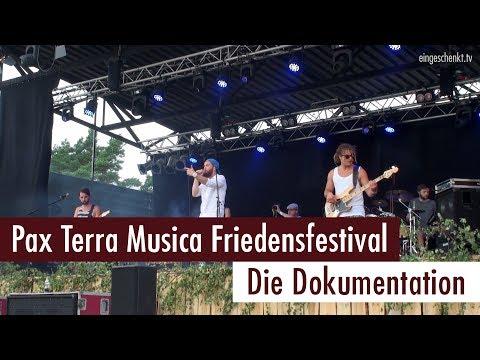 Pax Terra Musica Friedensfestival 2017 - Die Dokumentation