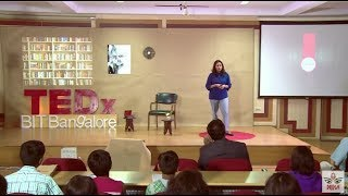 How self-aware citizens can tackle the issue of women's safety | Priya Vardarajan | TEDxBITBangalore