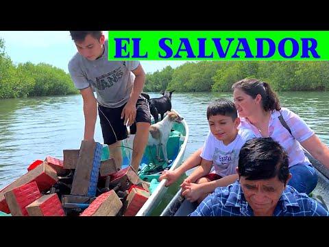 Llegamos A La Playa El Espino, Usulutan - El Salvador   🍀S5- Video #17