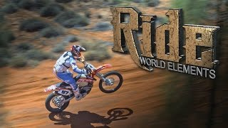 RIDE: World Elements || Toby Price Movie Feature, ft. Billy Geddes