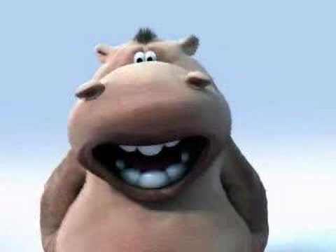 Natale Galletta- Happy Hippo