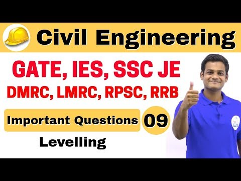 9:00 AM | Civil by Nikhil Sir | Day #09 | Levelling