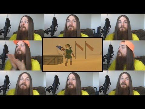Gerudo Valley Acapella - Zelda Ocarina of Time