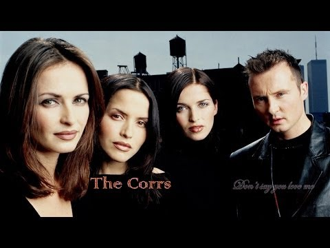 Don't say you love me - The CorrS. With lyrics