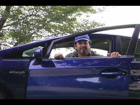 2010 Toyota Prius IV Review