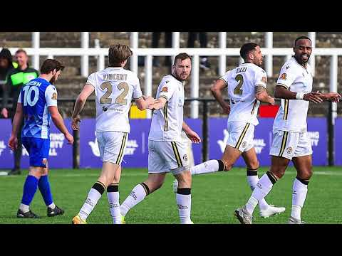 Bromley Wealdstone Goals And Highlights
