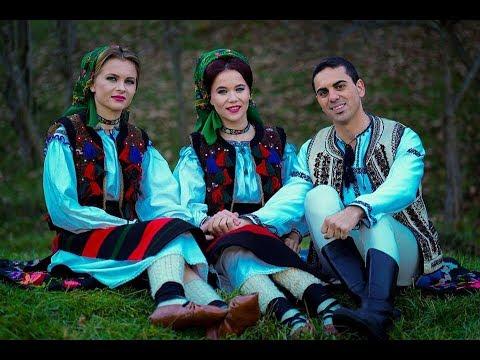 Costel Popa, Suzana si Daciana Vlad - Tot romanu-i dintr-un neam (Official Video)
