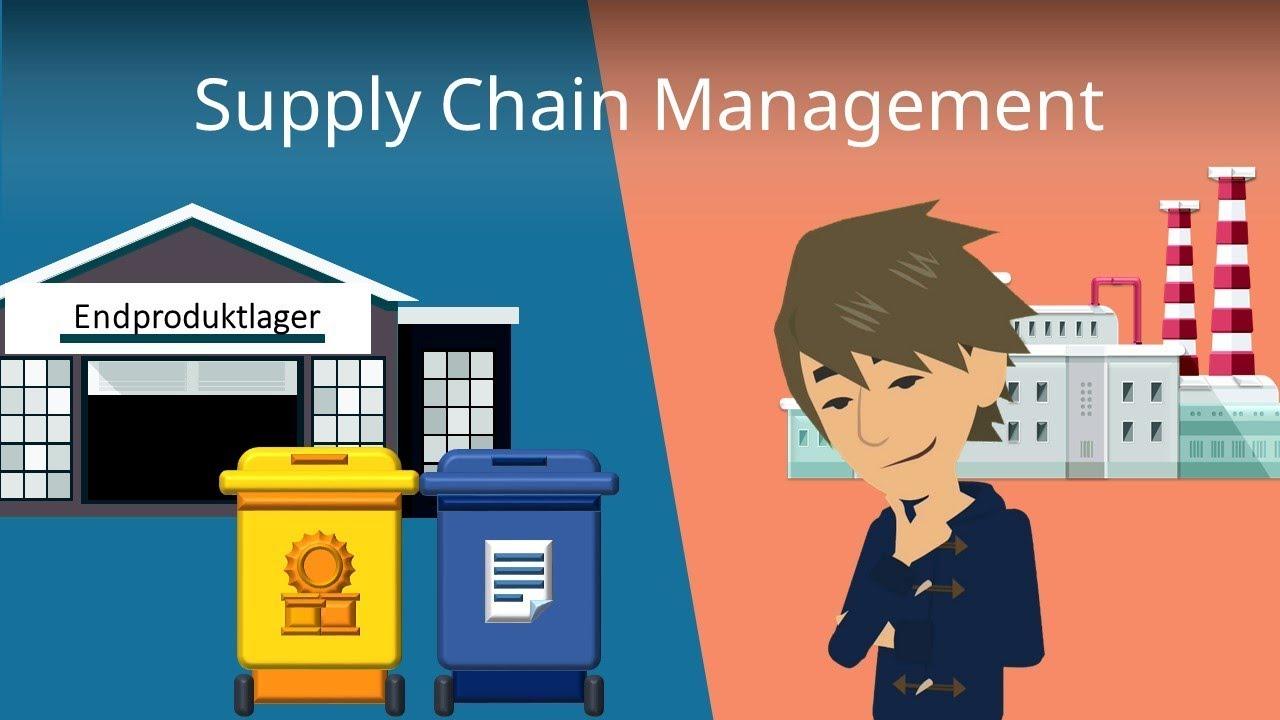 supply chain management beispiel einfach erklrt deutsch - Kritikgesprach Beispiel