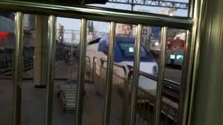 KTX산천 #805 회기역 통과영상