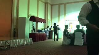 結婚式余興  バブリー アサカツおめでとう!