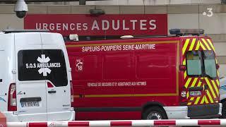 Une cyberattaque paralyse l'activité au CHU de Rouen