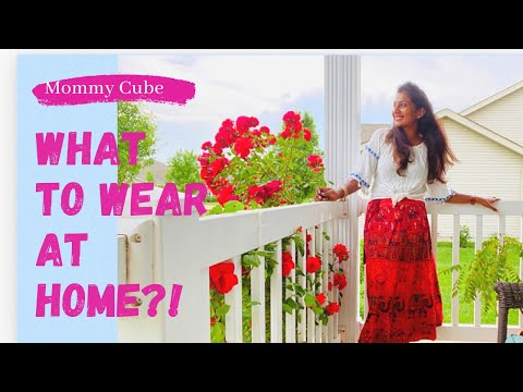 Quarantine Lookbook Ideas 2020 /what To Wear At Home /Indian Fashion Blogger Ootd