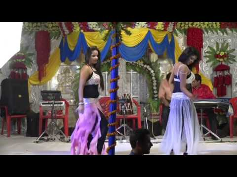 Jab mard se Mehari Ladwe kari l Super_Hot Bhojpuri Arkestra Dance 2017
