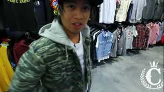 Lrg - Cc Og Army Jacket Tiger Camo (feat. Ian @ Culture Kings Brisbane)