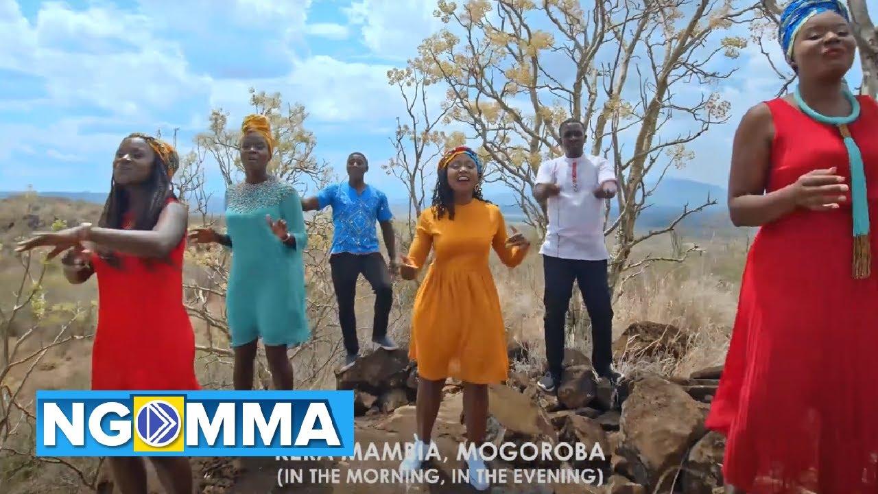 Bwana akubariki na akulinde -The Blessing (Kisii )
