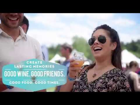 Adirondack Wine Food Festival Lake George Ny June 2324 Youtube