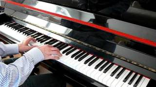 Me Playing Keinohrhasen Score - A Rainy Day In Vancouver On Piano MrDallimann