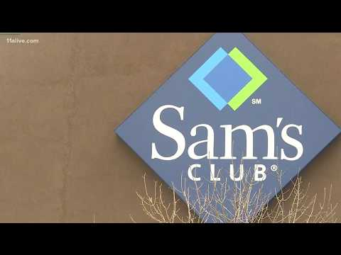 Sam's Club stores close without warning