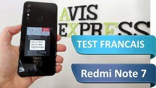 Xiaomi Redmi Note 7 Global : Test de la nouvelle génération et ses 48MP
