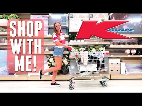 KMART ADVENTURE!  |  SHOP WITH ME + HAUL!