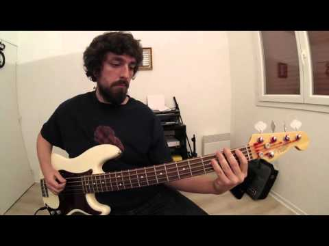 The Clash   Rock The Casbah Bass Cover
