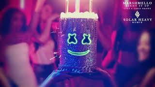 Marshmello Light It Up ft Tyga & Chris Brown (Solar Heavy Remix)